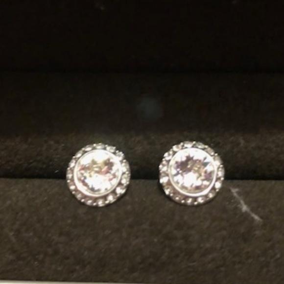 dd2e1bf63 Silver Swarovski Angelic Pierced Earrings. M_5b461aa9aa57196399ad3875